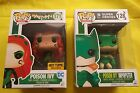 Funko Pop Heroes 171 Poison Ivy Hot Topic Exclusive & Impopster Ivy 128