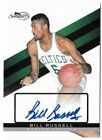 BILL RUSSELL 09 TOPPS SIGNATURE EDITION AUTO AUTOGRAPH CARD #124 499!