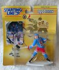 WAYNE GRETZKY 1998 EDITION STARTING LINEUP NEW YORK RANGERS - NEW IN PACKAGE