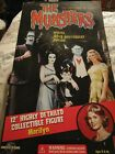"Brand New: The Munsters 12"" Highly Detailed Marilyn Collectible Figure: NIB"