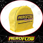 AEROFLOW TYRE COVER YELLOW VINYL FITS OVER TYRES UP TO 34.5 AF99-3001