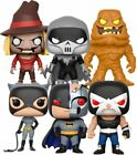 Funko PoP! Heroes Batman The Animated Series Set of 6 Clayface, Bane, Scarecrow,