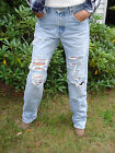 Vintage Lucky Brand Distressed Jeans 31 x 365 extra long Mens