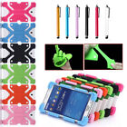 """Shockproof Silicone Stand Cover Case For RCA Voyager 7.0"""" 8.0"""" 10.1"""" inch Tablet"""
