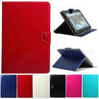 """Kids Leather Folio Stand Case Cover For RCA Voyager 7.0"""" 8.0"""" 10.1"""" inch Tablet"""