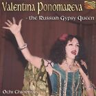 FREE US SHIP. on ANY 3+ CDs! ~Used,Good CD : The Russian Gypsy Queen: Ochi Chior