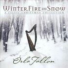 FREE US SHIP. on ANY 3+ CDs! NEW CD Orla Fallon: Winter, Fire  & Snow