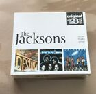 The Jacksons Michael Jackson - Destiny Triumph Victory 3x Cd Box Set Mega Rare