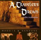 FREE US SHIP. on ANY 3+ CDs! ~Used,Good CD Maggie Sansone: A Traveler's Dream: C