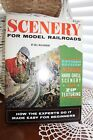 Scenery for Model Railroads 1967 104 pages Softcover Magazine