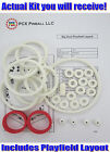 1977 Williams Big Deal Pinball Machine Rubber Ring Kit