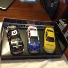 RARE Limited Edition 1/24 Dale Earnhardt #3 GOODWRENCH OLYMPIC TRIBUTE 3 Car Set