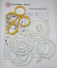 1983 Zaccaria Pinball Champ Pinball Machine Rubber Ring Kit