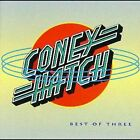 FREE US SHIP. on ANY 3+ CDs! ~Used,Very Good CD Coney Hatch: Best of Three Impor