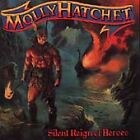 FREE US SHIP. on ANY 3+ CDs! NEW CD Molly Hatchet: Silent Reign of Heroes