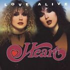 FREE US SHIP. on ANY 3+ CDs! NEW CD Heart: Love Alive