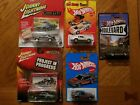 1983 1984 Oldsmobile Hurst Olds Diecast Hot Wheels Johnny Lightning lot of 5