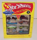 Hot Wheels VINTAGE COLLECTION Series 2 8 Vehicle SET Brand New
