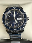 Seiko 5 SNZH53  Automatic Blue Dial Stainless Steel Men's Watch WARRANTY