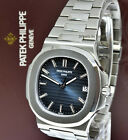 Patek Philippe Nautilus Steel Blue Dial Watch Box/Papers 2016 5711/1A