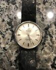 Vintage Omega Stainless Steel Seamaster Deville Automatic With Seal Circa 1960's