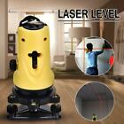 2 Line Red Light Laser Level Automatic Leveling Outdoor Cross Red Line + Alarm