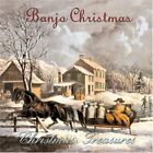 FREE US SHIP. on ANY 3+ CDs! ~Used,Good CD Pine Street Musicians: Banjo Christma