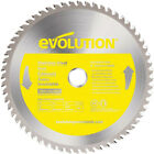 Evolution Power Tools Evoblade230Ss Tct Saw Blade For Stainless Steel 230Mm - 60