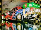 NHRA JOHN FORCE 124 Diecast NITRO Funny Car ACTION King ofthe Hill CLEAR Signed