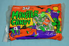 vintage Halloween WORLDS MONSTER CANDY new sealed