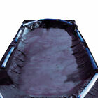 20 x 40 Rectangle Economy In ground Pool Winter Cover No Tubes 8 Year Warranty