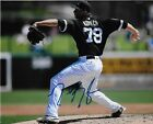 MICHAEL KOPECH 'CHICAGO WHITE SOX' PITCHER SIGNED 8X10 PICTURE *COA 4