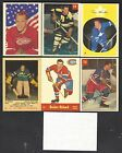 Gordie Howe Cards, Rookie Card Info and Autographed Memorabilia Guide 11