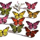 BUTTERFLY BRADS Bugs Monarch Summer Spring Scrapbooking Card Making Stamping