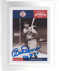 Bobby Doerr Cards, Rookie Card and Autographed Memorabilia Guide 17