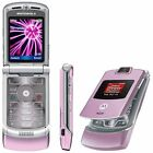 Motorola RAZR V3m Pink Verizon Cellular Phone