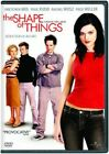 The Shape of Things DVD 2003 Full Length Screening Dvd Brand New Sealed