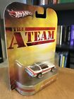 Hot Wheels Retro Entertainment A Team 80s Corvette TV Series Mr T NEW