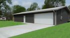 Simpson Steel Building 30x40 Garage Storage Shop Kit Metal Building