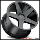 BLAQUE DIAMOND 20 BD15 GLOSS BLACK CONCAVE WHEEL RIM FITS VOLKSWAGEN PHAETON