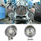 Motorcycle LED Passing Spot Light For Suzuki Boulevard C50 C90 M109R S40 S50 12V