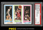 1980 Topps Basketball Larry Bird & Magic Johnson ROOKIE RC PSA 7 NRMT (PWCC)
