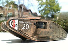 Corgi Mark IV Male Tank WW I 100th Year Anniversay Showcase Diecast Metal Model