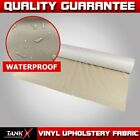 Auto Marine Pvc Vinyl Fabric Fake Leather Upholstery Waterproof 1yd-10yd 54w