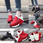 Women Air Shoes Thick Bottom Platform Shoes Sneakers Sports Running Hiking