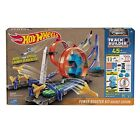 Hot Wheels Power Booster Kit Rocket Edition 45+ Pieces Track Builder System