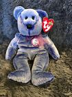 TY BEANIE BABIES - PERIWINKLE - RETIRED - NWT