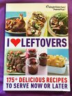 Weight Watchers I Love Leftovers Cook Book 2012