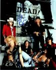 Axl Rose Slash 8x10 autographed Photo signed Picture amazing and COA