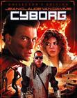 CYBORG NEW BLU RAY DISC